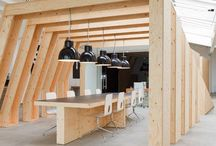 Studio reception / by Simon Mannering