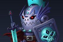 Game Characters / Игровые персонажи