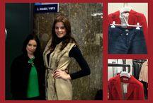 M1 televíziós megjelenés / M1 Család-barát műsor Plus Size divat