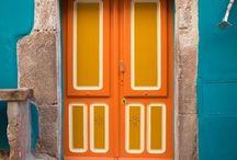 The doors to my heart