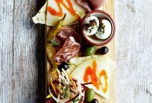 Platers and cheese boards