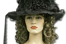 Victorian Hats, Homes and Decor / A collection Victorian homes, hats, accessories and household items. / by P O