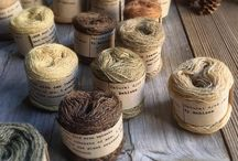 natural dyes for wool and fabric....
