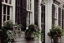 My Dream Home Exteriors / Antique homes from around the globe I wish were my own. Featuring cottages, manors, country homes, estates.