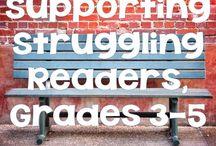 struggling readers