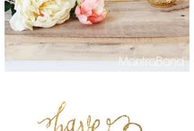 Wall decor printable