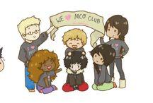 WE ♡ NICO CLUB