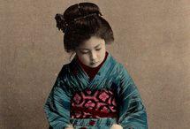 antique photo japon