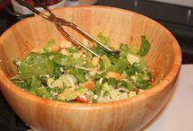 salad dressings