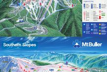 Location / Where is Akla Located at Mt Buller