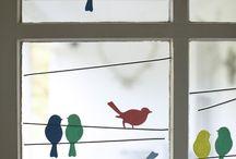 raamdecoraties