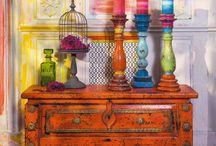 decoración hogar / by Romina Ulla
