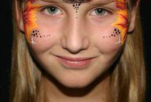 Maquillages visage automne