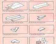 papírové kabelky návody