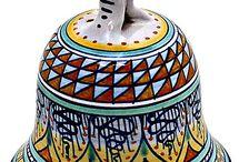 Ceramic and Metal Bells