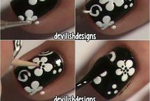 How-to's for Nail Art