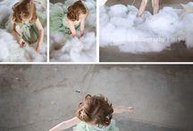 Идеи детских фотосессий