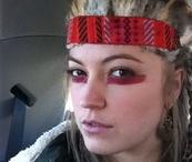 Native makeup / by Patricia Biesen