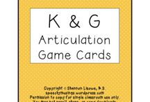ST: Articulation! / Find great resources to practice and improve articulation skills!