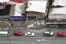 Earthquake & rebuild