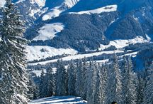 Megève - French Alps / The resort of Megève is steeped in tradition with its horse drawn carriages, local markets and authentic bars, restaurants and chalet style hotels.