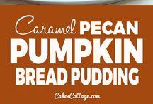 Bread Pudding deliciousness