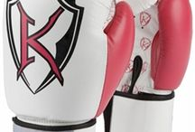 Womens Boxing Gloves / by Kimurawear - MMA & Fitness