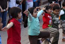 Music Activities: Move! / Music activities for kids; dances for kids; music education; creative movement