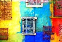 Art Inspiration Colour