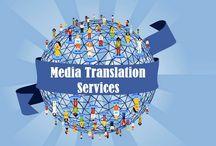 Media Translation Resources