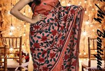 #Traditional #Bengali #Handloom #Saree / Book My Boutique is an Indian Women Ethnic Online store of Indian designer wear to give shoppers worldwide access to high end fashion with bumper discount!