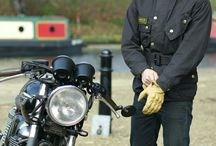 Thruxton / Cool modifications and outfit