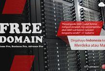 Promo IDCloudHost / Berisikan Informasi terkait program promo yang dilakukan IDCloudHost dalam memberikan layanan seperti domain, hosting, server, vps, dedicated server, dan lainnya