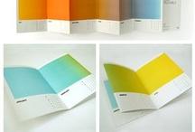 Brochure Design / Inspiration for a class assignment