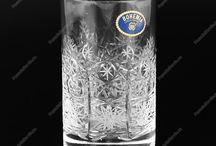 Υαλικά.  Изделия из стекла. Glassware.