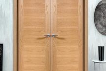 Sanrafael Lisas Flush Double Doors / See Flush & Panelled Double Doors from the Lisas range by one of Europe's largest Door Manufacturers.
