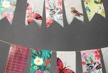 Pennants and Bunting