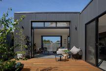 House colour steel