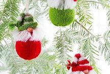 ideas for christmas croche