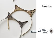 LUMINE' JEWELRY COLLECTION / MILTON-FIRENZE NEW COLLECTION HAND MADE IN ITALY