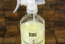 Bug repellent / by Bonnie Matthews