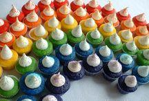 Somewhere over the rainbow / Rainbows are everywhere! / by Deanna Hockey