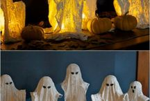 Halloween/ Fall decorations / by Vanessa Fraga