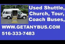 Used Wheelchair Vans For Sale / We are the oldest and largest dealership of wheelchair and medical transportation vans all over USA & Canada. Buying a new wheelchair vans can be very expensive for millions but a used wheelchair vans is comparatively cheaper and we have reconditioned them from bumper to bumper for a like new appearance. For more information call CHARLIE at 516-333-7483 or visit us at http://www.GETANYBUS.com