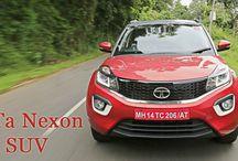 2017 TaTa Nexon SUV Highlights