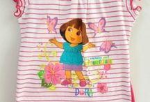 Komplety dziecięce Dora Exploradora / http://onlinehurt.pl/?do_search=true&search_query=dora#