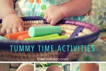 Baby activities / by Erin Carter Sayre