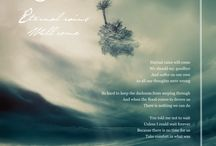 Opeth Lyric Posters / I created these lyric posters because the lyrics printed on the Opeth album Pale Communion are pretty much unreadable.