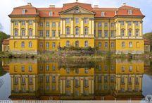 Radomierzyce - Pałac