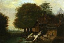 Art of Paul Cezanne / French art, post-impressionism
